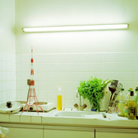 キッチンと東京タワーのミニチュア