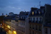 パリの町並み1