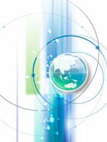 ビジネスネットワークイメージ 02362000014| 写真素材・ストックフォト・画像・イラスト素材|アマナイメージズ