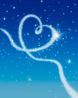 ハートの星 02362000246| 写真素材・ストックフォト・画像・イラスト素材|アマナイメージズ