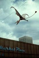 飛行するランフォリンクス