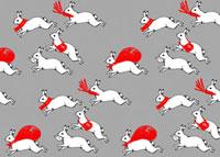 ウサギ 02369000086| 写真素材・ストックフォト・画像・イラスト素材|アマナイメージズ