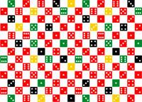サイコロ 02369000163  写真素材・ストックフォト・画像・イラスト素材 アマナイメージズ
