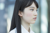 日本人ビジネスウーマン 02381000911| 写真素材・ストックフォト・画像・イラスト素材|アマナイメージズ