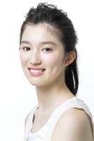 若い女性の美容イメージ 02381001291| 写真素材・ストックフォト・画像・イラスト素材|アマナイメージズ