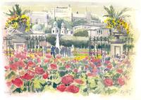 ミラベル庭園 02398000331| 写真素材・ストックフォト・画像・イラスト素材|アマナイメージズ