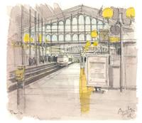 北駅 02398000392| 写真素材・ストックフォト・画像・イラスト素材|アマナイメージズ