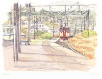 佐伯駅 02398000654| 写真素材・ストックフォト・画像・イラスト素材|アマナイメージズ