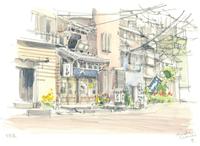 佃島 02398000665| 写真素材・ストックフォト・画像・イラスト素材|アマナイメージズ
