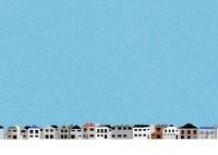 住宅街 02403000055  写真素材・ストックフォト・画像・イラスト素材 アマナイメージズ