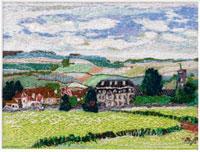 ワイン畑ポンヌ