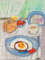朝食 02404000027| 写真素材・ストックフォト・画像・イラスト素材|アマナイメージズ