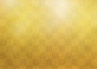 市松文様金箔イメージ 02411000072| 写真素材・ストックフォト・画像・イラスト素材|アマナイメージズ