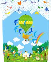 風景_フェスティバル 02412000067| 写真素材・ストックフォト・画像・イラスト素材|アマナイメージズ