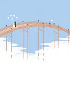 風景_多いな太鼓橋