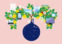 家電,IT,自動車,プロダクト製品の樹