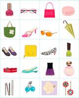ファッション小物 02413000039| 写真素材・ストックフォト・画像・イラスト素材|アマナイメージズ