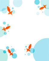 金魚 02413000048| 写真素材・ストックフォト・画像・イラスト素材|アマナイメージズ