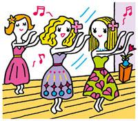 フラダンス教室のイメージ