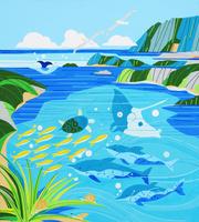 世界遺産小笠原諸島 02422000063| 写真素材・ストックフォト・画像・イラスト素材|アマナイメージズ