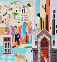世界遺産モロッコ フェズ 02422000074| 写真素材・ストックフォト・画像・イラスト素材|アマナイメージズ