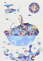 地球 02422000125| 写真素材・ストックフォト・画像・イラスト素材|アマナイメージズ
