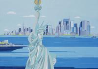 世界遺産 自由の女神 02422000153| 写真素材・ストックフォト・画像・イラスト素材|アマナイメージズ