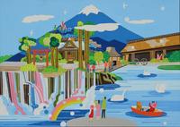 世界遺産 富士山 02422000155| 写真素材・ストックフォト・画像・イラスト素材|アマナイメージズ