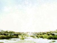 川に架かる橋のある風景 02427000001| 写真素材・ストックフォト・画像・イラスト素材|アマナイメージズ