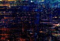 都市のイメージCG 02427000053| 写真素材・ストックフォト・画像・イラスト素材|アマナイメージズ