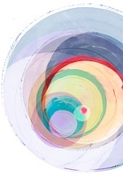 円のアブストラクト