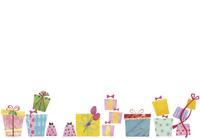 たくさんのプレゼント 02427000219| 写真素材・ストックフォト・画像・イラスト素材|アマナイメージズ