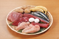 ビタミンB6を多く含む食材 02428000098| 写真素材・ストックフォト・画像・イラスト素材|アマナイメージズ