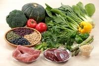 ビタミンB1を多く含む食材 02428000129| 写真素材・ストックフォト・画像・イラスト素材|アマナイメージズ