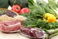 ビタミンB1を多く含む食材 02428000130| 写真素材・ストックフォト・画像・イラスト素材|アマナイメージズ