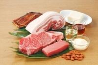 栄養素6群(油脂)を多く含む食材 02428000162| 写真素材・ストックフォト・画像・イラスト素材|アマナイメージズ