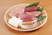 たんぱく質を多く含む食材