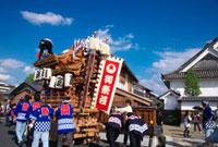 今井町の祭り 02431000009| 写真素材・ストックフォト・画像・イラスト素材|アマナイメージズ