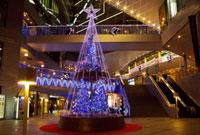 新神戸オリエンタルアベニューのイルミネーション 02431000036| 写真素材・ストックフォト・画像・イラスト素材|アマナイメージズ