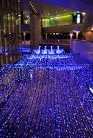 新神戸オリエンタルアベニューのイルミネーション 02431000041| 写真素材・ストックフォト・画像・イラスト素材|アマナイメージズ