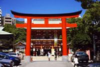 生田神社 02431000042| 写真素材・ストックフォト・画像・イラスト素材|アマナイメージズ