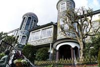 北野異人館うろこの家旧ハリヤー邸 02431000066| 写真素材・ストックフォト・画像・イラスト素材|アマナイメージズ