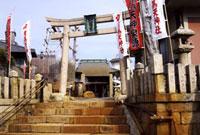 有馬天神社の天神泉源 02431000073| 写真素材・ストックフォト・画像・イラスト素材|アマナイメージズ