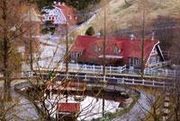 六甲山牧場 02431000094| 写真素材・ストックフォト・画像・イラスト素材|アマナイメージズ