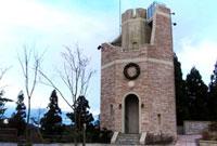 六甲ガーデンテラスの見晴らしの塔 02431000099| 写真素材・ストックフォト・画像・イラスト素材|アマナイメージズ