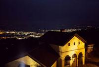 六甲ガーデンテラスから望む神戸の夜景 02431000103| 写真素材・ストックフォト・画像・イラスト素材|アマナイメージズ