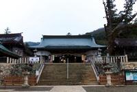 吉備津彦神社 02431000111| 写真素材・ストックフォト・画像・イラスト素材|アマナイメージズ