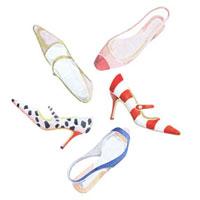 カラフルな靴 02461000034| 写真素材・ストックフォト・画像・イラスト素材|アマナイメージズ
