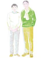 シニアの夫婦 02461000037| 写真素材・ストックフォト・画像・イラスト素材|アマナイメージズ