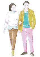シニアの夫婦 02461000041| 写真素材・ストックフォト・画像・イラスト素材|アマナイメージズ
